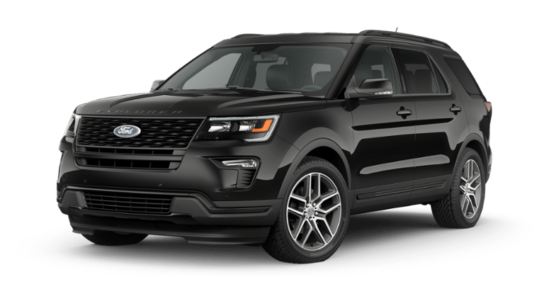 New 2019 Ford Explorer Sport SUV For Sale in Marquette, MI